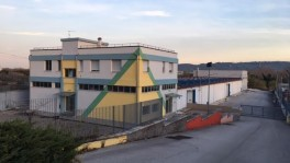 Ampio capannone industriale
